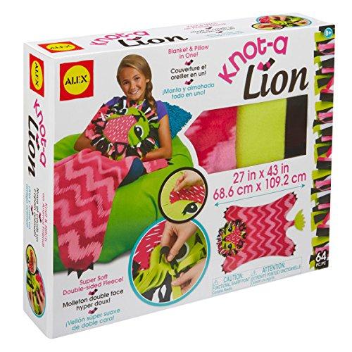 Cheap ALEX Toys Craft Knot-A-Lion for cheap