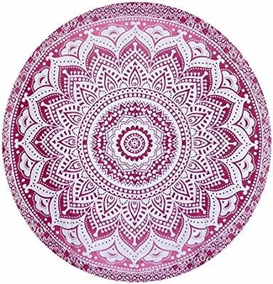 Ombre Mandala Star Hippie yoga mat, funda para mesa, tapiz ...