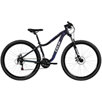 Bicicleta Mtb Évora Aro 29 21 Velocidades Preto
