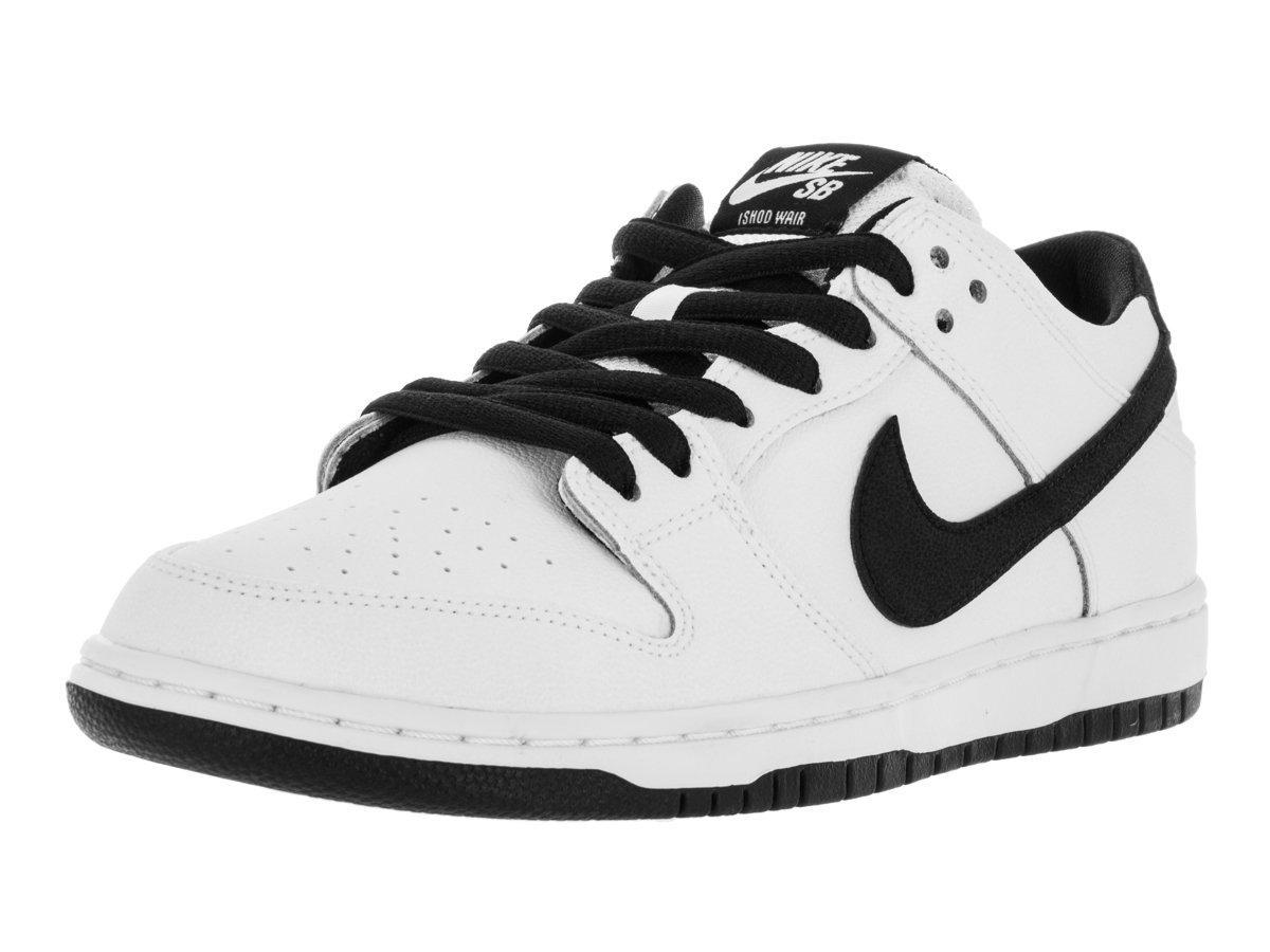 Nike Herren Dunk Low Pro Iw Turnschuhe  46 EU Blanco (White / Black-white)