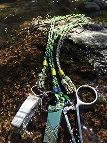 Recycled Lanyard - Flyvines Lanyard, 40in, Recycled fly line accessory