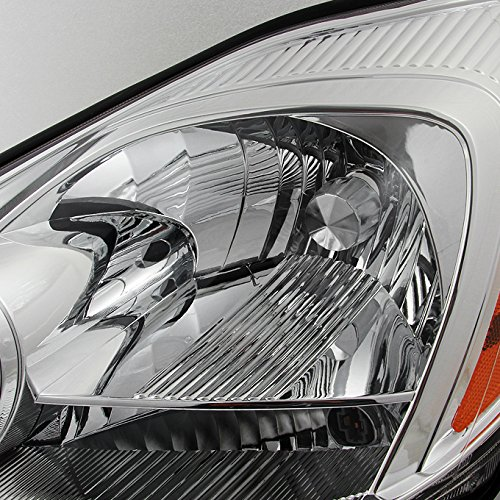 Right Pair Set For Toyota Sienna Van Halogen Type Front Headlights Head Lamps Replacement Left