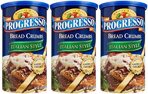 Progresso Bread Crumbs-Italian Style-24 Oz-3 Count