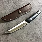 XHM Awesome 8.8-inch Fixed Blade Tanto