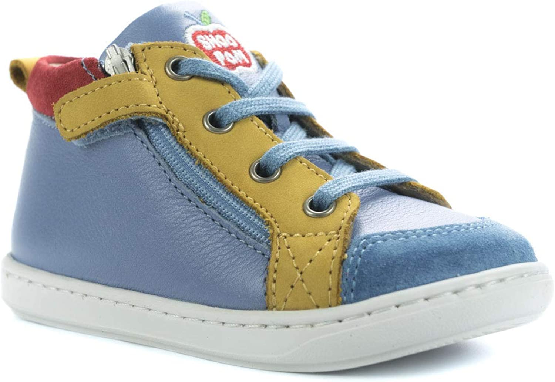 SHOO POM Bouba Bi Zip Chaussures Premiers Pas b/éb/é