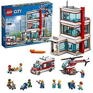 LEGO City - Hospital (60204) Juego de construcción