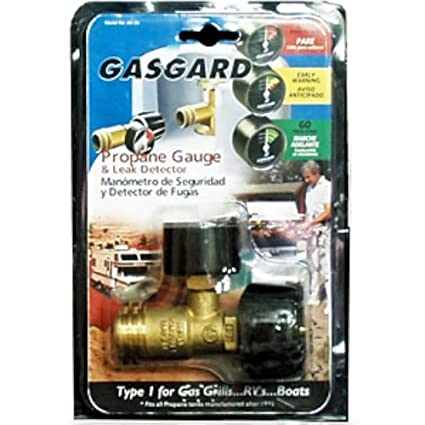 Quick On Gaslow Gauge 66-C-290-0010 Cavagna/N.A.