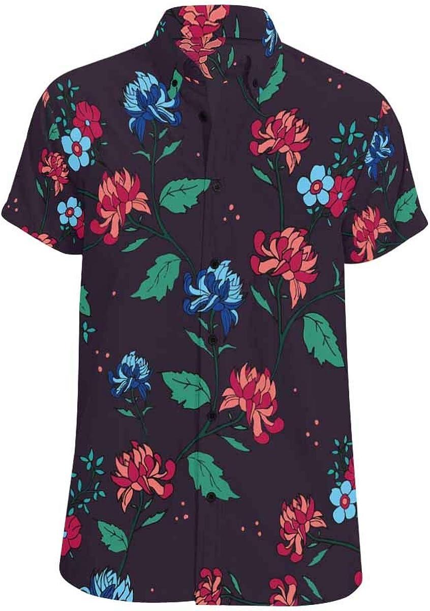 YLJIA Burger Mens Casual Short Sleeve Slim-Fit T-Shirt /& Baseball Caps Black 30