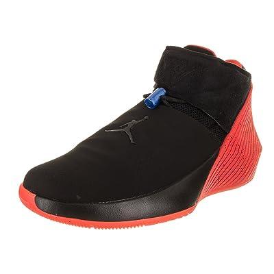 Jordan Why Not Zer 0.1 Basketball Men's Shoes (11.5, Black/Black-Signal Blue)   Fashion Sneakers