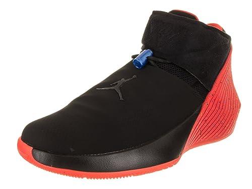 best website c942f db3a1 Jordan Nike perché Non zer0.1 Scarpa da Basket, (Black Black-