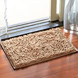 Household mats bedroom carpet mats bathroom mats toilet water-absorbing mat -4565cm G