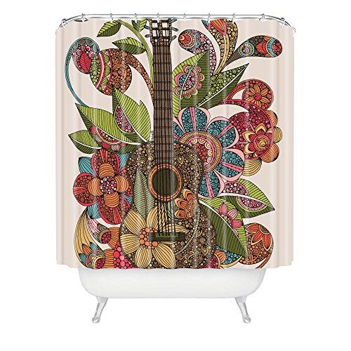 DENY Designs Valentina Guitar Curtain