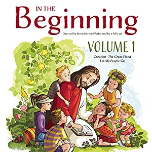 In the Beginning, Vol. 1 Radio/TV Program