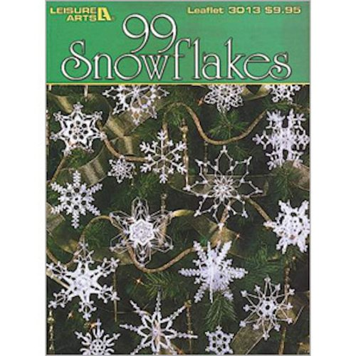 99 Snowflakes Thread Snow