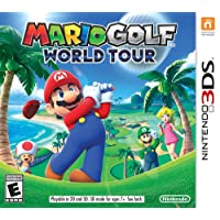 Game mario golf world tour - 3ds