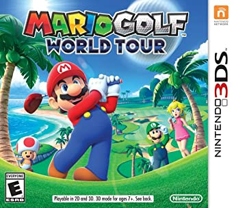 Nintendo Mario Golf World Tour Juego Nintendo 3ds Deportes E