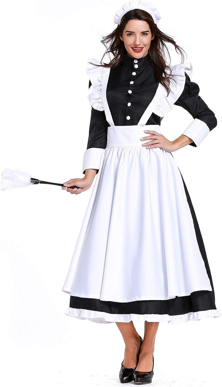 Enchanting Maiden Womens Halloween Dress Up / Role Play