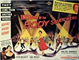 Invasion of The Body Snatchers Poster Movie B 11x17 Kevin McCarthy Dana Wynter Carolyn Jones