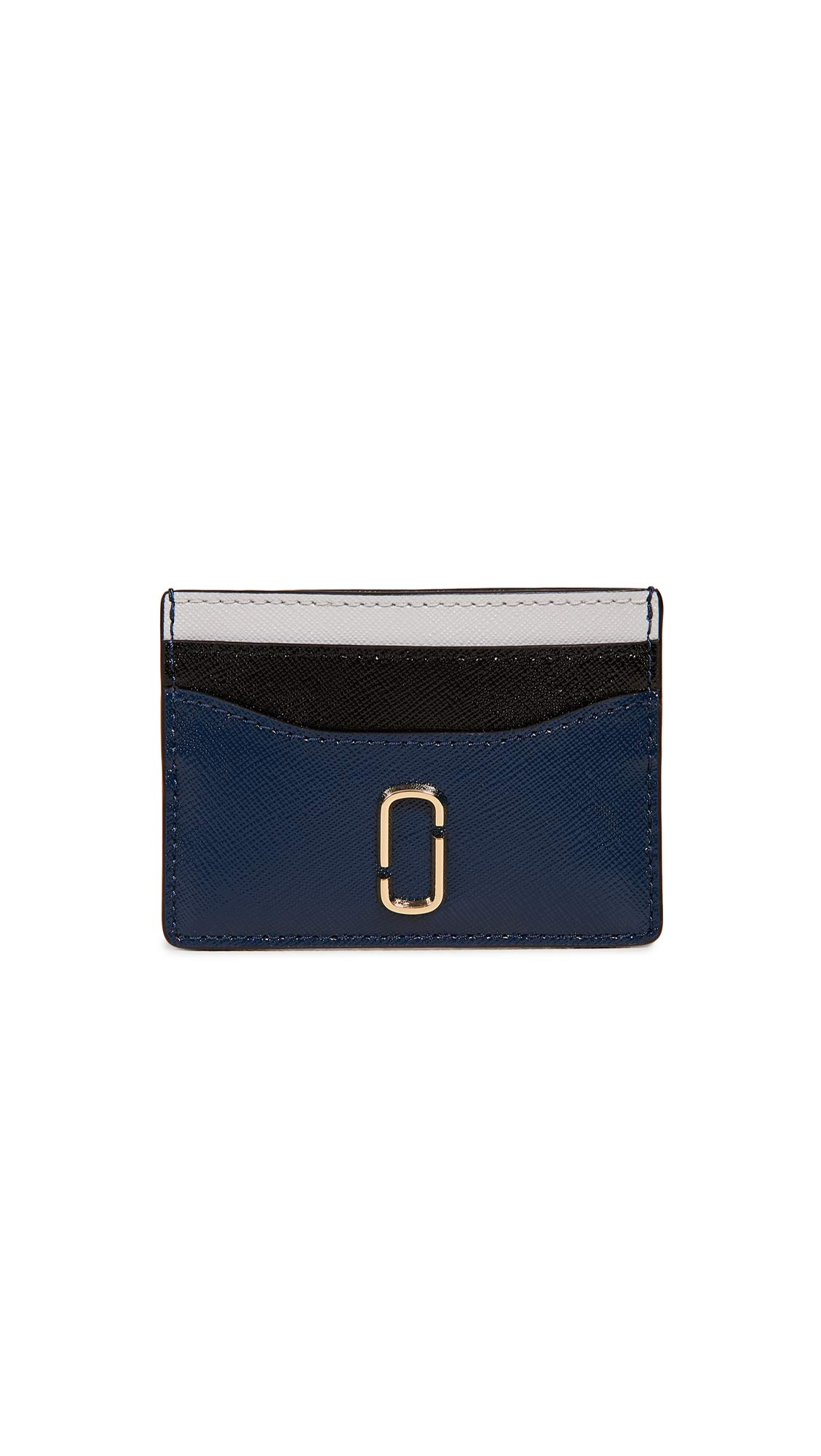 Marc Jacobs Women's Snapshot Card Case, Blue Sea Multi, One Size by Marc Jacobs (Image #1)