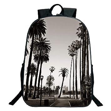 70058f83f501 Amazon.com: Suitable for Primary School Students Black School Bag ...