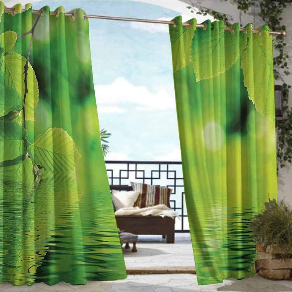 Cortina de privacidad para decoración de hojas de pérgola, diseño ...