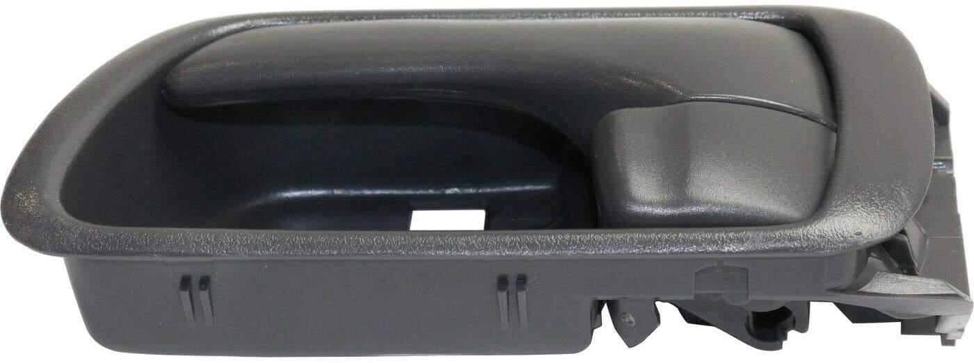 Make Auto Parts Manufacturing Front or Rear Driver Side Interior Door Handle Gray For Toyota Camry 4-Door Sedan Japan or USA Built 2002 2003 2004 2005 2006 TO1352124