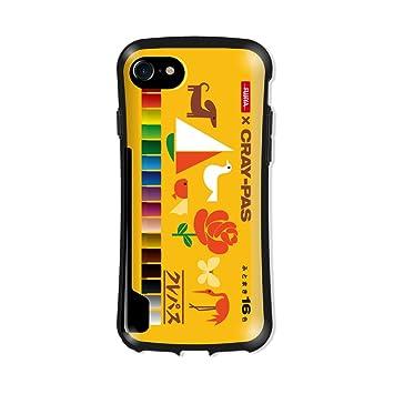 d6ab1e40ce iPhone8 iPhone7 iPhone6s iPhone6 ケース 耐衝撃 サクラクレパス B. デザインB かわいい サクラ クレパス