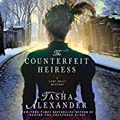 The Counterfeit Heiress: A Lady Emily Mystery, Book 9 | Tasha Alexander