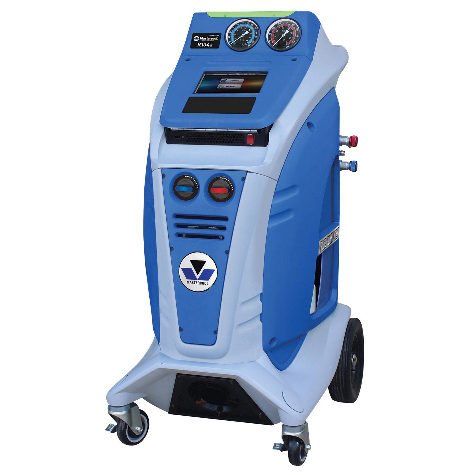Mastercool Commander3000 Recover/Recycle/Recharge Machine (R134A And Hybrid)