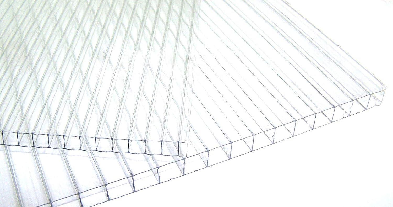 Bayer Makrolon - Plancha de policarbonato alveolar de 300 x 105 cm ...