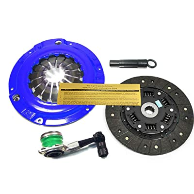 EFT STAGE 2 CLUTCH KIT+SLAVE FOR 02-05 GM CAVALIER PONTIAC SUNFIRE 2.2L DOHC ENGINE: Automotive