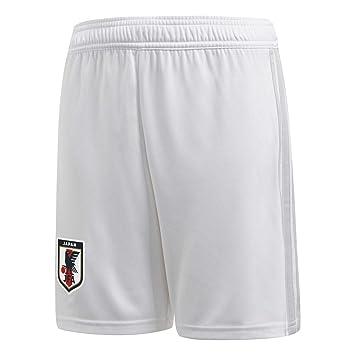 adidas Niños Japón Pantalones Cortos De Fútbol, Todo el año, Japón, Infantil, Color White/Clgrey, tamaño 140: Amazon.es: Deportes y aire libre