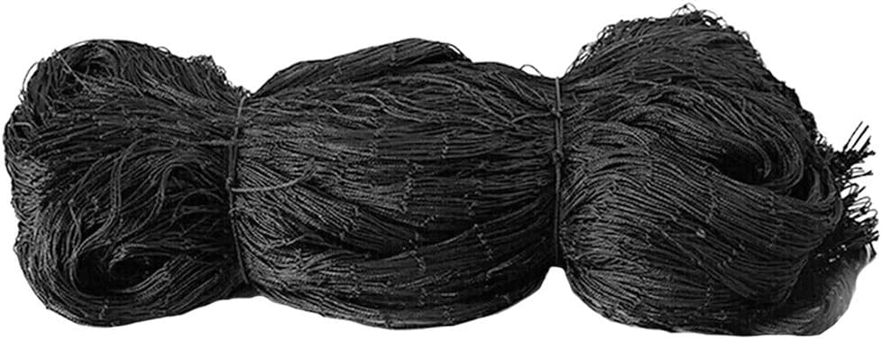 15 m 30 m langes Gitternetz f/ür den Schutz von Obstk/äfigen im Garten Gardens-Vogelnetz,Vogelschutznetz zum Abdecken von B/äumen,Str/äuchern,Beeten,10 m 25 m