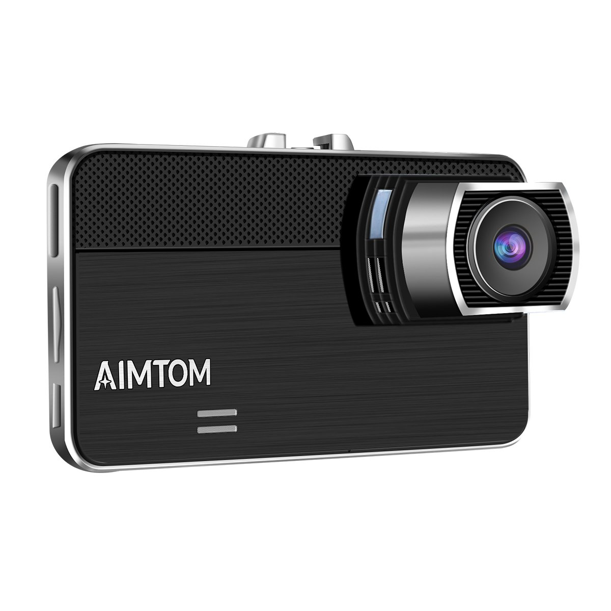 AIMTOM SL-7 Dash Cam, Car Camera Recorder HD 1080P with 2.7' Screen, 170 Degree Wide View Angle High-resolution Lens Dashboard Car DVR Built-In G-Sensor, WDR, Loop Recording, Night Vision, Motion Detection, Parking Guard