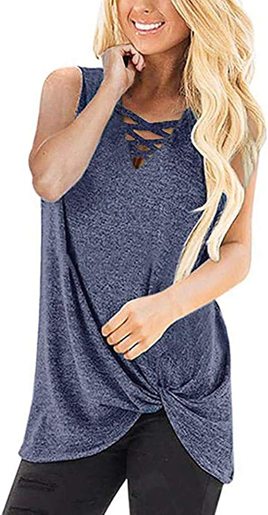 Damen Long Tank Top Unterhemd aus Baumwolle Longshirt Shirt  S-XL Basic 3 Pack