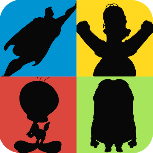 Minions Characters Names (Who am I? Guess the Shadow)