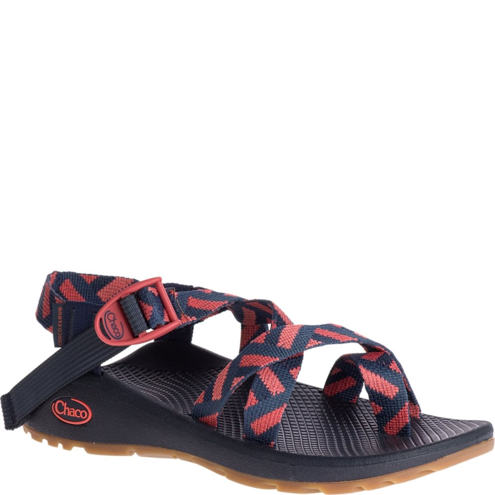 Chaco Women's Zcloud 2 Sport Sandal, Covered Eclipse, 9 B(M) US