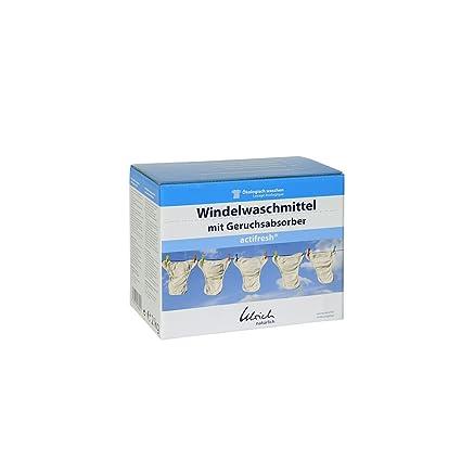 Pañales lavandería con olor absorber actifresh, polvo 2 kg