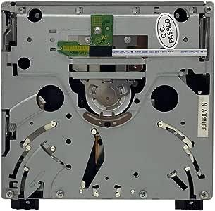 Colorgo DVD Drive Replacement Repair Part for Nintendo Wii for All Models D2A, D2B, D2C, D2E