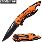 TAC Force TF-705BK Assisted Opening Tactical Folding Knife
