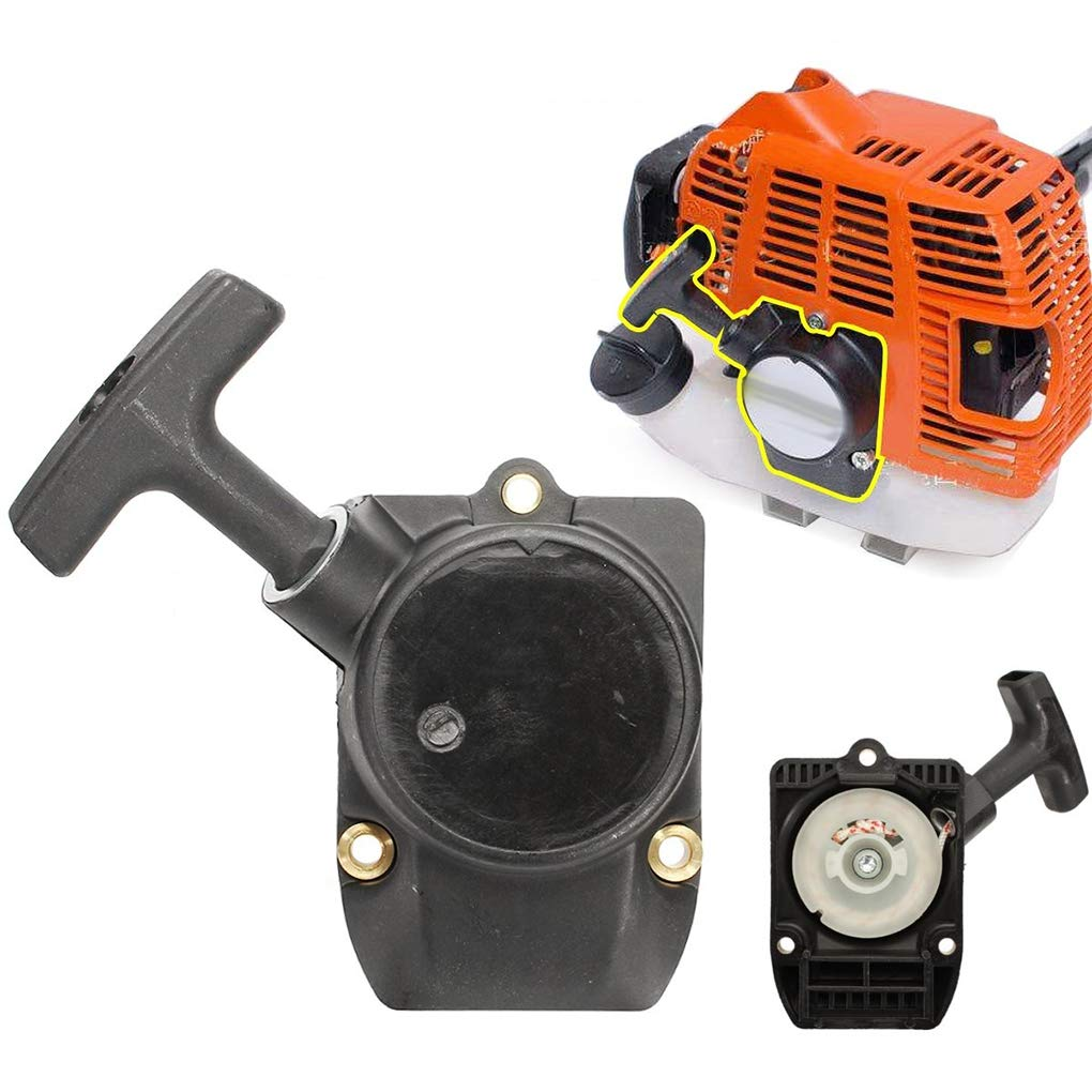 chunyang Ersatz f/ür Stihl FS 75 FS 80 FS 80R FS85 FS85R Trimmer Recoil Starter Typ Pull 4137-190-4000