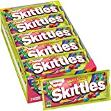 Skittles Sweets and Sours Candy, 2 ounce (Pack of 24)