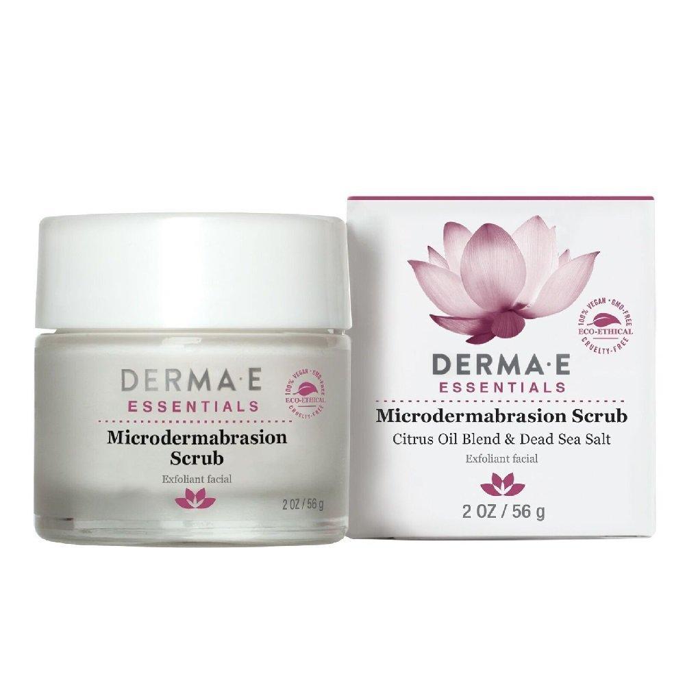 Derma E, Scrub Exfoliator Microdermabrasion, 2 Ounce by derma e