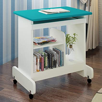 Amazon.com: XIAOYAN End Table Bedside Table, Mobile Home ... on french provincial kitchen table, mobile home remodeling ideas, cottage kitchen table, cabin kitchen table, apartment kitchen table, money on kitchen table, modular kitchen table,