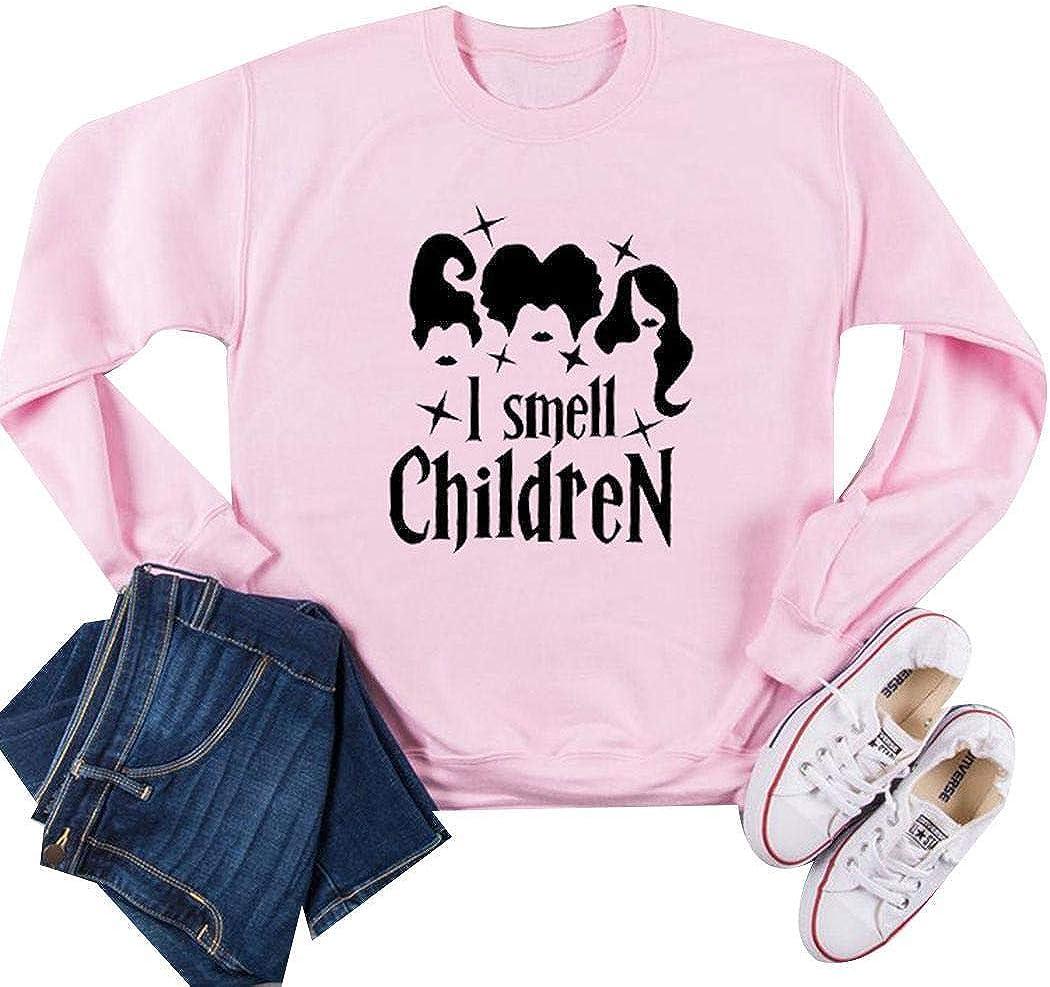 OYTRO Women Casual O-Neck Long Sleeve Print Pullover Sweatshirt Fashion Hoodies