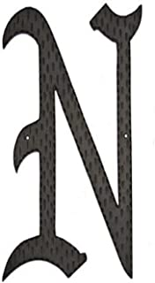 product image for Montague Metal Products Home Accent Monogram, N, 16-Inch