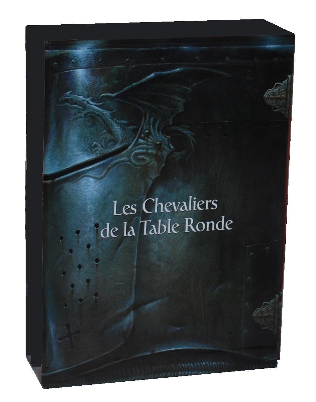 Les Chevaliers De La Table Ronde Coffret En 2 Volumes La Quete