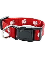 Ofanyia Pet Cat Collar Adjustable Flea and Tick Collar for Cat Dog Protection Neck Flea Tick Mite