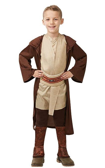 Star Wars - Disfraz Túnica Jedi Classic para niños, infantil 5-6 ...