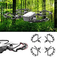 Drone Fans Propeller Guards Spring Shock Blade Shielding Rings Protector Bumper for DJI SPARK Drone